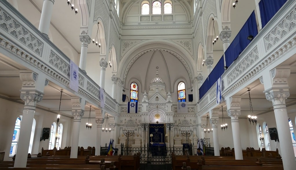 L'histoire de la religion juive et de la religion chrétienne